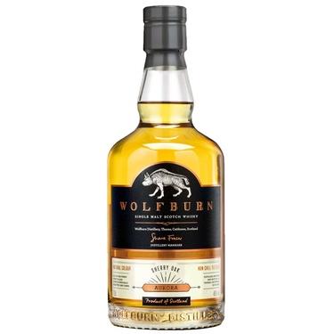Whisky Ecosse Highlands Single Malt Wolfburn Aurora Sherry Oak 46% 70cl