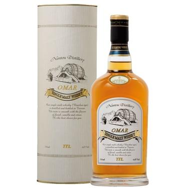 Whisky Taiwan Single Malt Omar Bourbon Cask 46% 70cl Sous Etui