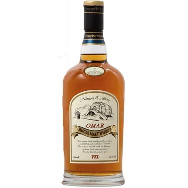 Whisky Taiwan Single Malt Omar Sherry Cask 46% 70cl Sous Etui