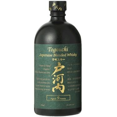 Whisky Japon Blend Togouchi 9 Ans 40% 70cl