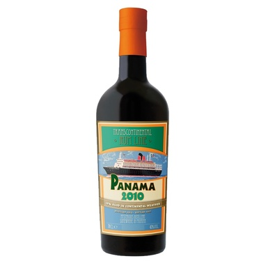 Rhum De Melasse Panama 2010 Batch#3 Transcontinental Rum Line 43% 70cl