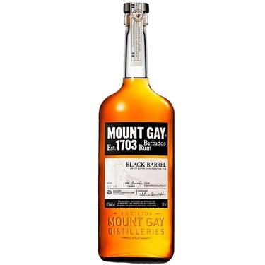 Rhum Barbade Mount Gay Black Barrel 43% 70cl