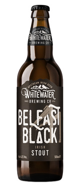 Biere Irlande Whitewater Belfast Black 50cl 4.5%