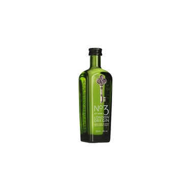 Miniature Gin London Dry N°3 46% 10cl