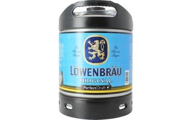 Perfect Draft 6l Allemagne Lowenbrau Blonde 5,2%