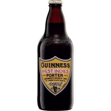 Biere Irlande Guinness West Indies Porter 0.50 6%